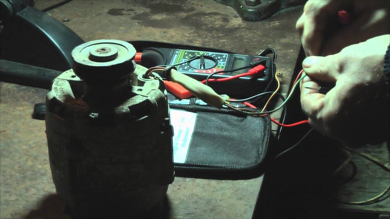 Как подключить электродвигатель от старой стиральной машины с конденсатором и без .
