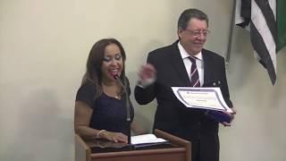 Entrega da Medalha Mérito Cívico - 24 de Março