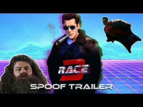 RACE 3 Review by TIC (Educational Purpose)