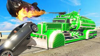 *NEW* $4,250,000 STRONGEST TRUCK IN THE GAME! (GTA 5 DLC)