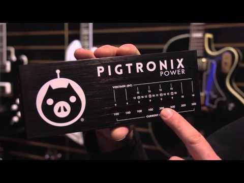 NAMM 2016 - Pigtronix Power