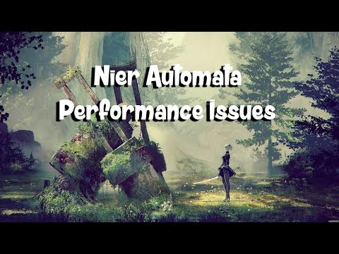 Nier Automata Performance Issues on PS4/PS4 Pro (1.06) [Help in the description]