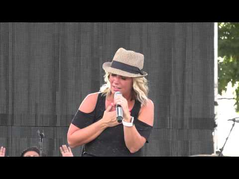 Natalie Grant - Your Great Name, Creation Festival 2015