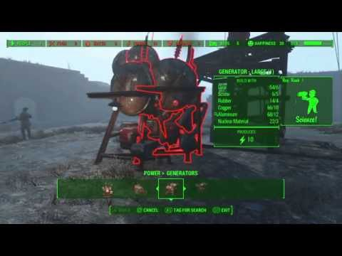 Fallout 4 how to power up the radio transmitter in taking independence