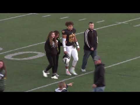2019 Little Miami High School - Football Seniors