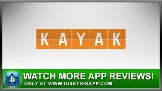 KAYAK iPhone App - Travel iPhone App - App Reviews