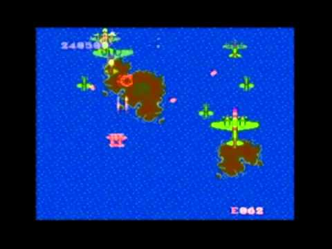 1943: The Battle of Midway - NES - Mission 3