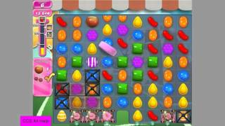 Candy Crush Saga Level 1442 NO BOOSTERS