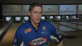 USBC Sport Bowling Tips: Chris Barnes' Pre-Shot Routine