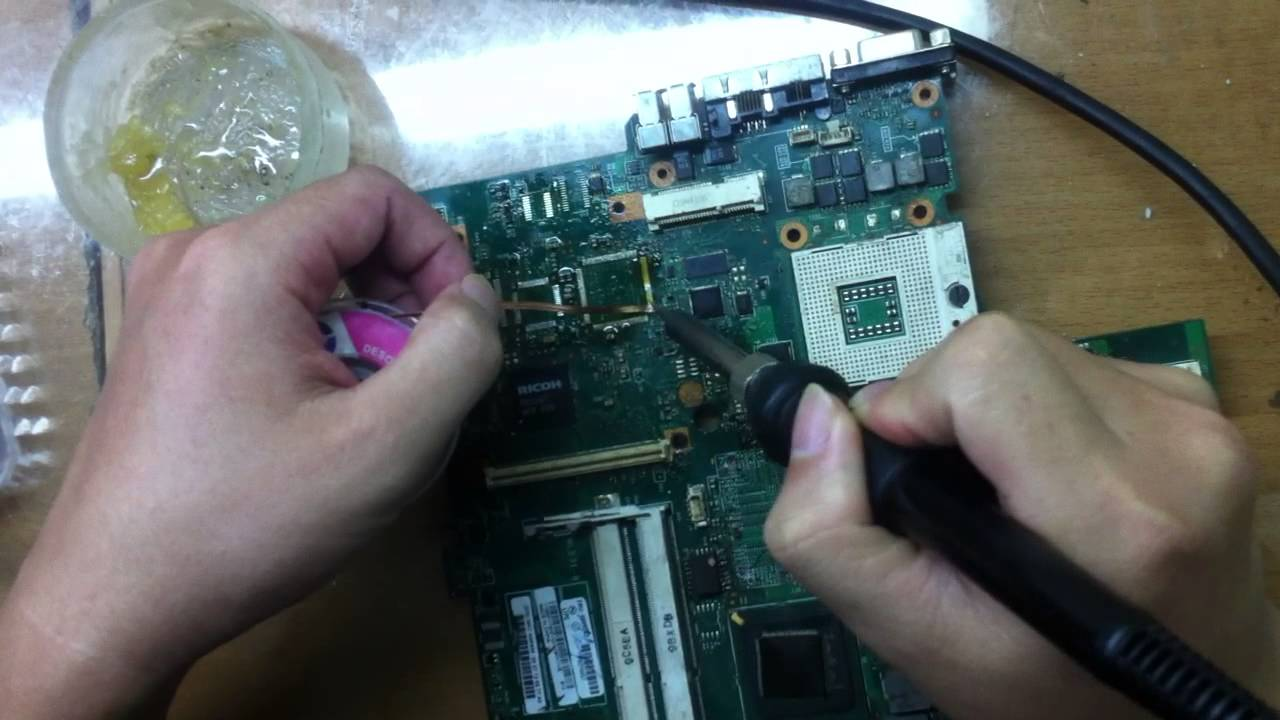 Cách Để Sửa Jack Nguồn Laptop Mà Không Cần Hàn - vera star