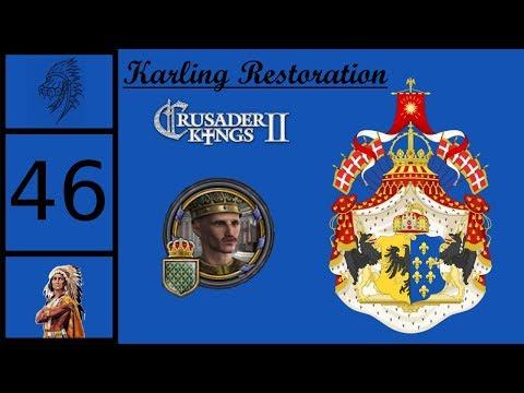 CK2 Plus - King Charles V Karling #46 - New Capital