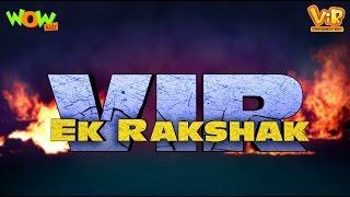 Vir Ek Rakshak | Vir : El Robot Boy | Película de Acción Para los Niños | Acción 3D | WowKidz