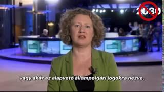 Sargentini jelentés... (Feliratos)
