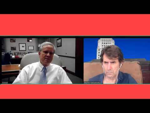 Louisiana Sen. Conrad Appel talks budget, taxes, economy-Pt. 1
