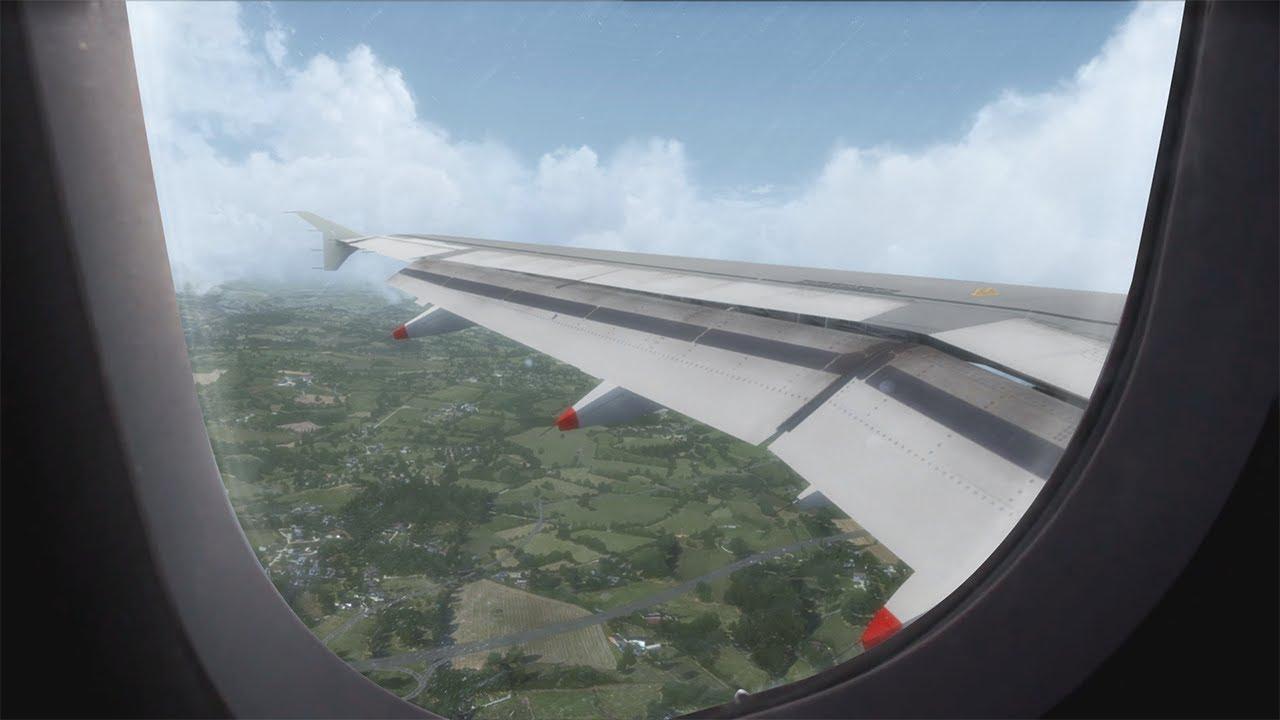 FSX | ORBX FTX Global - Hard Landing Stuttgart