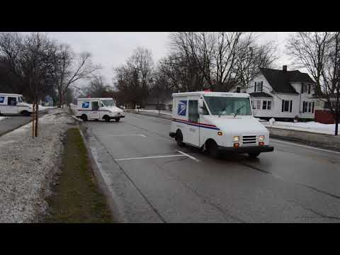 Postal Service Memorial Procession