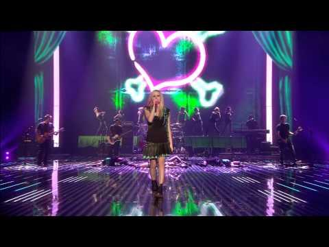 Avril Lavigne - Hot (MTV EMA 2007 HD 1080p) + Subs