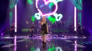 Avril Lavigne - Hot (MTV EMA 2007 HD 1080p) + Subs
