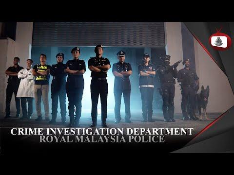 CRIME INVESTIGATION DEPARTMENT ROYAL MALAYSIA POLICE (ENGLISH VERSION) -#RMPTV 03 FEB 2021