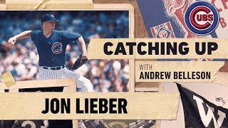 Andrew Belleson Catches Up With Former Cubs Pitcher Jon Lieber