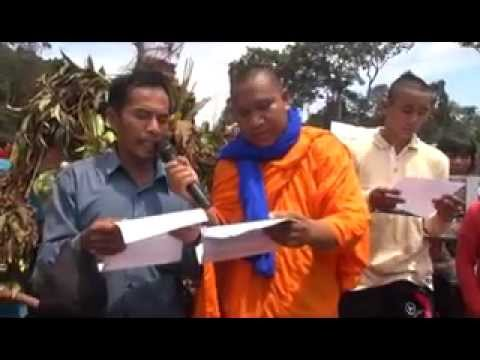 by Ven.Luon Sovath.we still find justice &memorable the Khmer hero Chhut Vuthy forever.mp4
