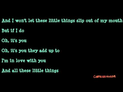 Little Things - Madilyn Bailey (Lyric Video)