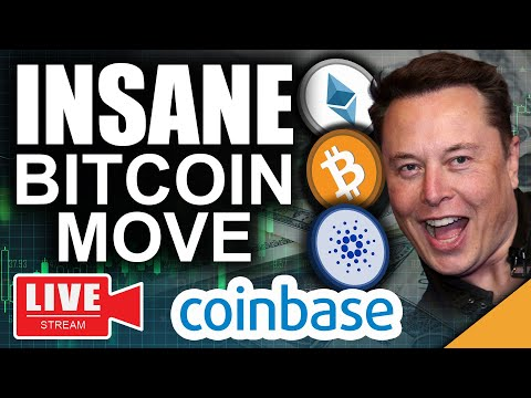 INSANE Bitcoin Move (Most Pivotal Week For Bitcoin In 2021)