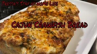 Cajun Crawfish Bread