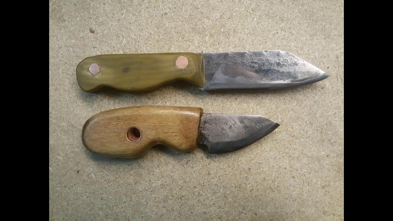 Ножи из пилы своими руками