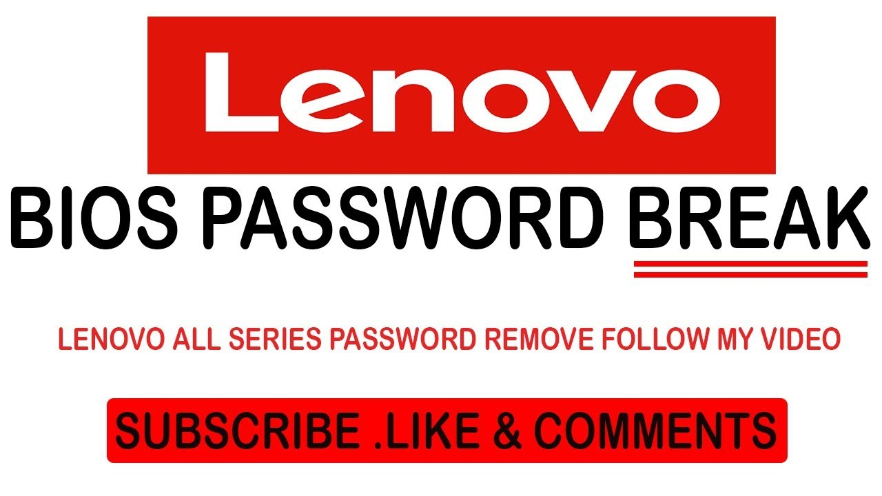Deparolare IBM Lenovo ThinkPad T440 P password remove unlock