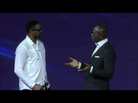 theHUB Day2 Pastor Biodun and Minister Ibe Kachikwu's interactive session highlight