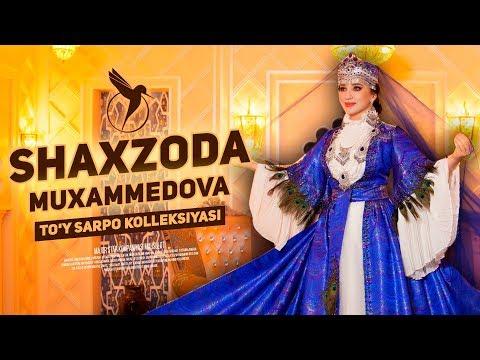 Shaxzoda Muxammedova to'y sarpo kolleksiyasi