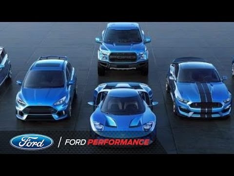 Ford History: VR/360 Experience | Ford Performance History | Ford Performance