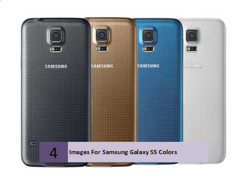 Images For Samsung Galaxy S5 Colors