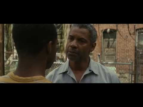 BARRIERE di Denzel Washington - Teaser trailer italiano