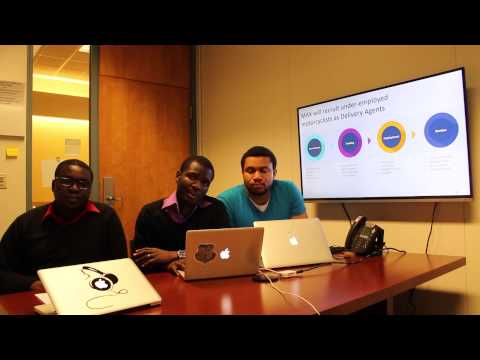 500startups Pitch  Metro Africa Xpress