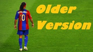 Ronaldinho Gaucho ● Moments Impossible To Forget [OLDER VERSION] from WeSpeakFootball