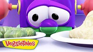 Veggie Tales   Super Hero   Veggie Tales Silly Songs With Larry   Kids Cartoon   Kids Videos