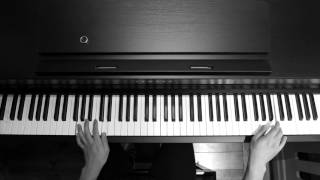 Carter burwell - bella's lullaby Piano Cover by Kin Tran