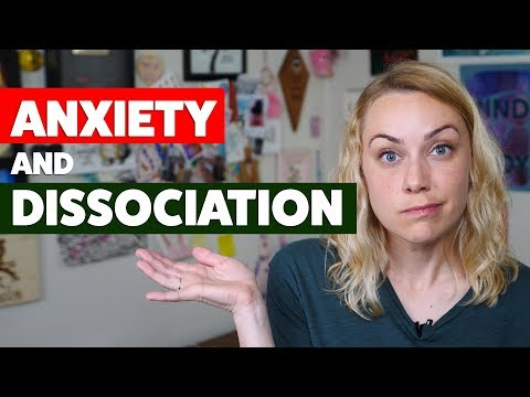 All About Panic Attacks & Dissociation | Kati Morton