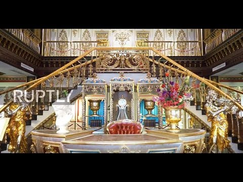 Businessman creates replica Palace of Versailles in China