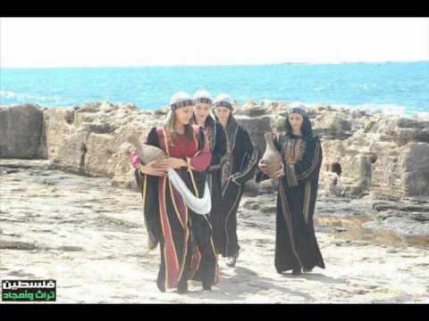 اغاني فلسطينية - Magazine cover