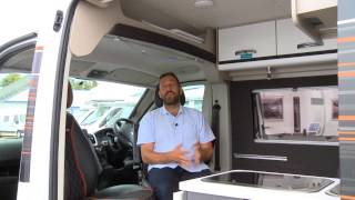 Practical Motorhome reviews the Autocruise Carrera 4