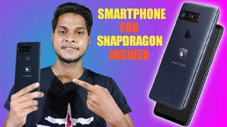 Smartphone For Snapdragon Insider | World Fastest Smartphone | A Gaming Phone Design By Asus
