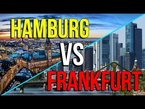HAMBURG⚓ VS FRANKFURT AM MAIN👔 | Which City Is Better? | Car of Thoughts #11 | Get Germanized