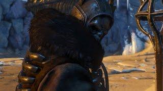 Ведьмак 3 Дикая Охота. Цири и Геральт против Карантира.