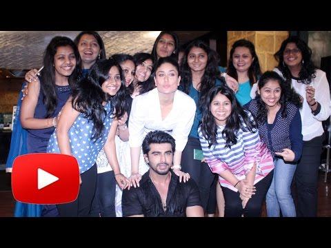 Kareena Kapoor & Arjun Kapoor Celebrate Women's Day