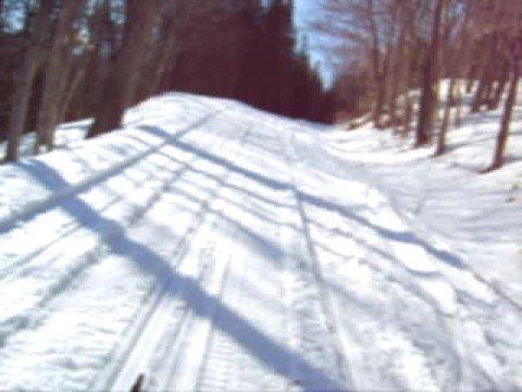 granville vermont snowmobiling