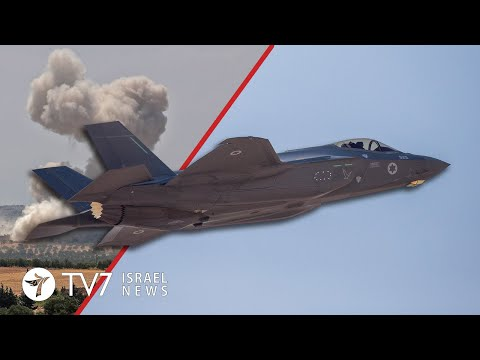 Israel bombs Syria; Houthis fires BM at S. Arabia; Russia draws US to Libya - TV7 Israel News 24.06