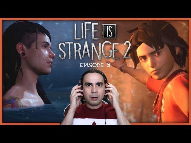 Γυμνώθηκε και η Cassidy! (Life Is Strange 2 #8)